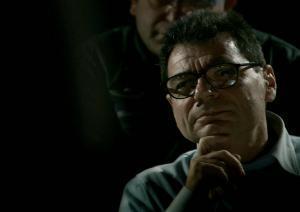 """Corrado Malanga sul set del film """"6 giorni sulla Terra"""""""