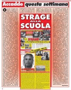 Cronaca Vera- strage di Brindisi