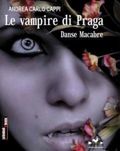 copertna VAMPIRE DI PRAGA