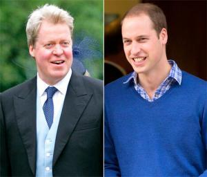 charles-spencer e il principe william