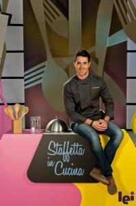 Staffetta in cucina - Valbuzzi - Lei canale 129 SKY (9)