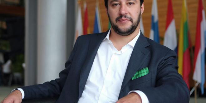 """Matteo Salvini: """"Impossibile un accordo tra Lega e 5 Stelle"""""""