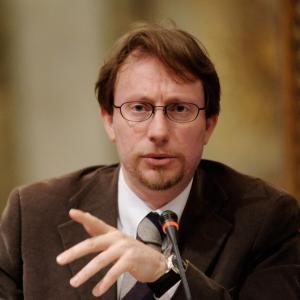 Fabrizio Cassinelli, nerista dell'Ansa