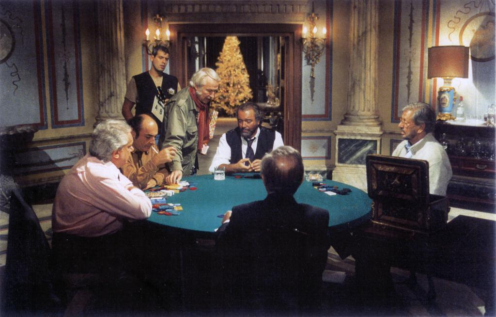 """Giovanni Bruzzi è stato consulente di Pupi Avati per il film cult """"Regalo di Natale"""" e per il sequel """"La rivincita di Natale"""""""
