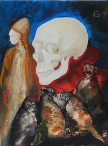 Signora Morte. Jolanda Croesi