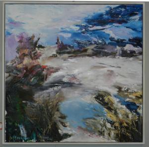 Paesaggio Lacustre. Iolanda Puggioni