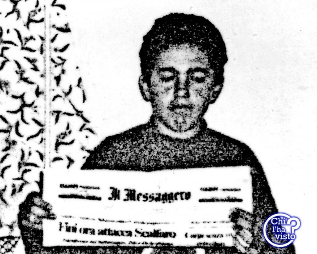 MAFIA: C'E' FOTO PICCOLO DI MATTEO DURANTE PRIGIONIA