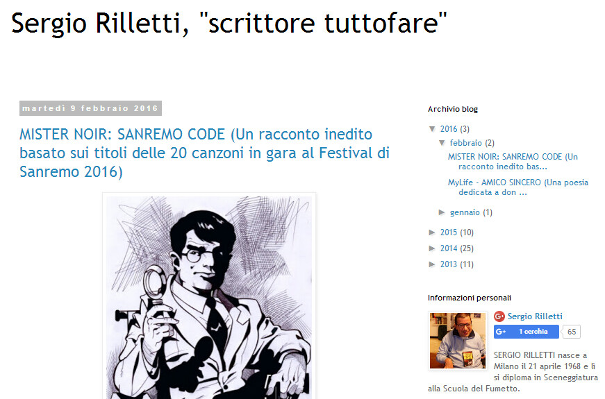 blog rilletti