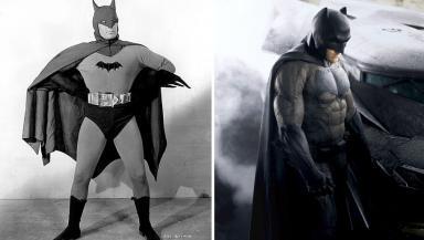 Batman 1943-2016