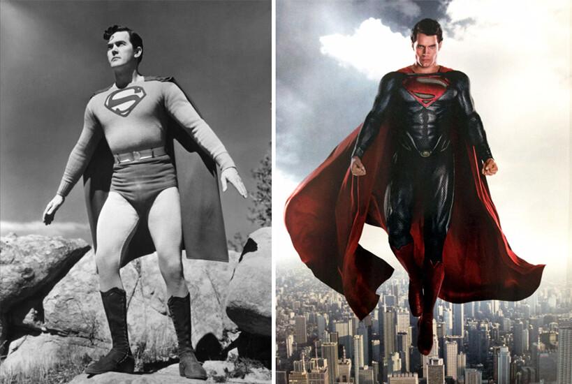 Superman 1948-2016