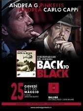 Milano: nuovo Black in anteprima