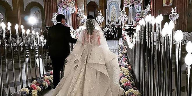 Il figlio del miliardario armeno si sposa. A cantare c'è Eros Ramazzotti!