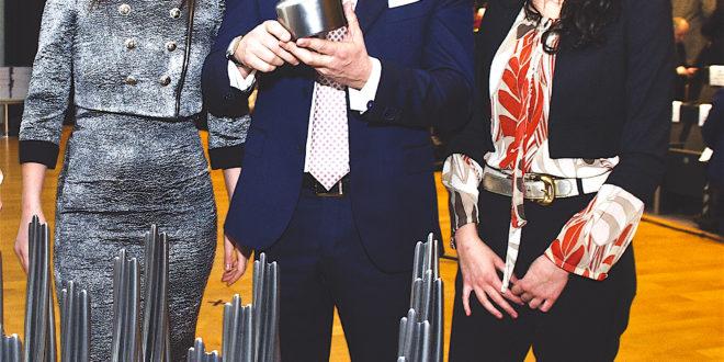 Regione Lombardia premia il volontariato: Stele della Solidarietà di Ilaria Beretta
