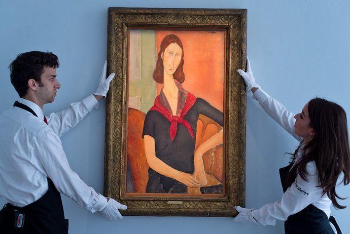 Mercato dell'<b>arte</b>: in sei mesi impennata del 18%, boom dell'<b>Italia</b>