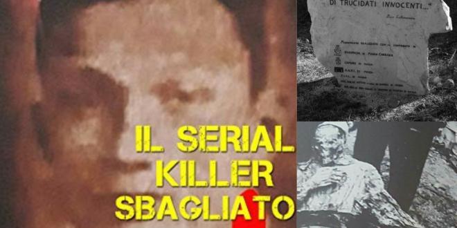 """Il book trailer e un'anticipazione de """"Il serial killer sbagliato"""""""