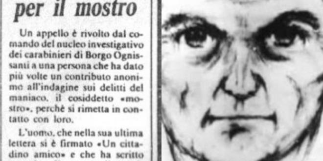 """Le altre verità sul Mostro di Firenze: la strana e sconosciuta storia del """"cittadino amico"""""""